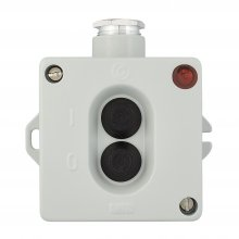 WATER-TIGHT SWITCH WITH SIGNAL LAMP, 16A, 250V, IP67